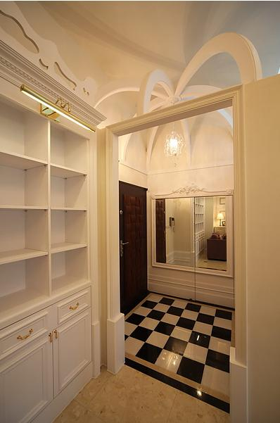 四米宽的客厅装修图